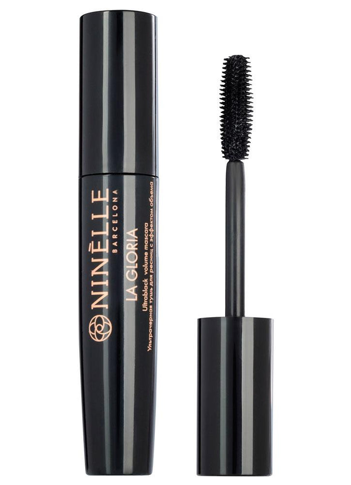 NINELLE  LA GLORIA MASCARA 111 BLACK 11107