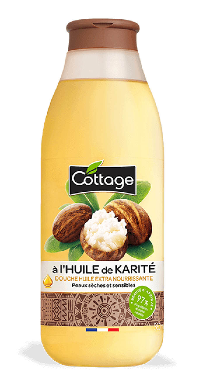 COTTAGE EXTRA NOURISHING PRECIOUS OIL SHOWER 560ml 5492