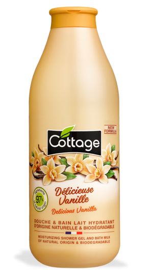 COTTAGE SHOWER GEL 750ml 5911