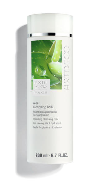 ARTDECO SKIN YOGA FACE ALOE CLEANSING MILK 63901