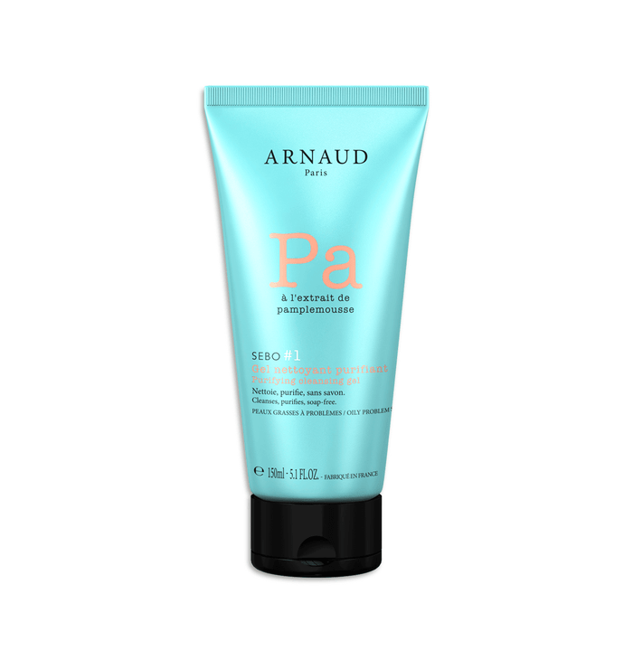 ARNAUD SEBO PURIFYING CLEANSING GEL 991881