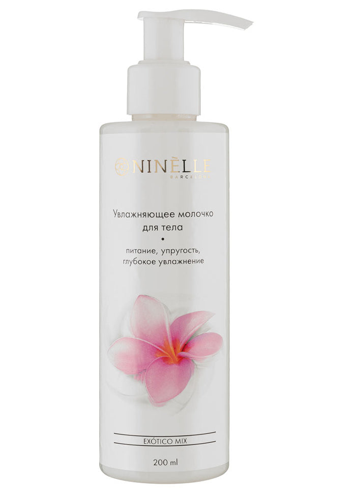 NINELLE EXÓTICO MIX MOISTURIZING BODY MILK  11363
