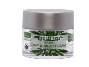 MINERAL BEAUTY SYSTEM HEMP DAY & NIGHT CREAM 72005