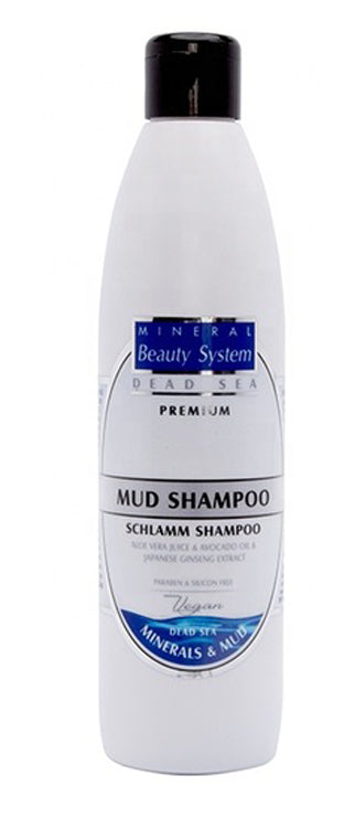 MINERAL BEAUTY SYSTEM MUD SHAMPOO 500ML 64025