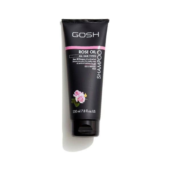 GOSH SHAMPOO ROSE OIL 230ML 157395