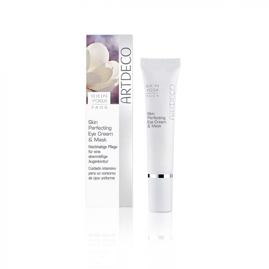 ARTDECO SKIN YOGA FACE SKIN PERFECTING EYE CREAM & MASK 6464
