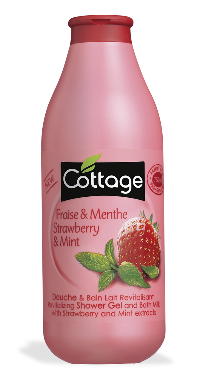 COTTAGE SHOWER GEL 750ml 5517
