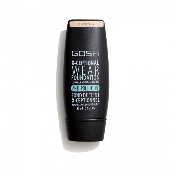 GOSH X-CEPTIONAL WEAR FOUNDATION