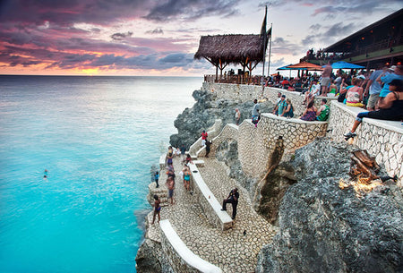 6 Top Places to Party on the Beach in Negril, Jamaica W.I.