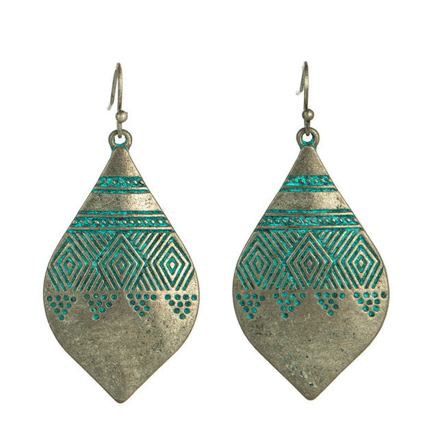 Sara Ethnic Boho Earrings