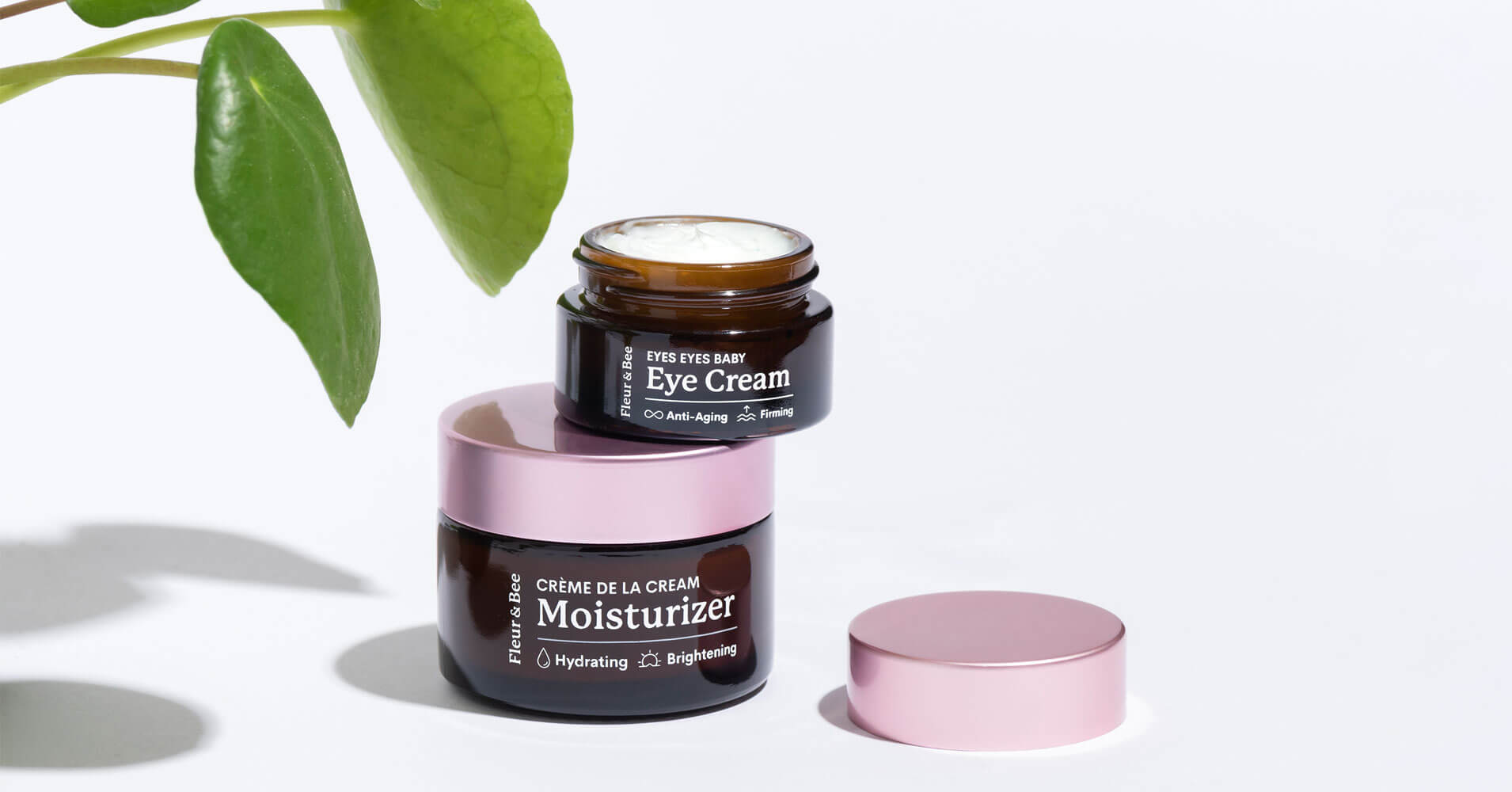 Cruelty-free skincare eye cream