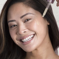 Vitamin C serum skin care packaging