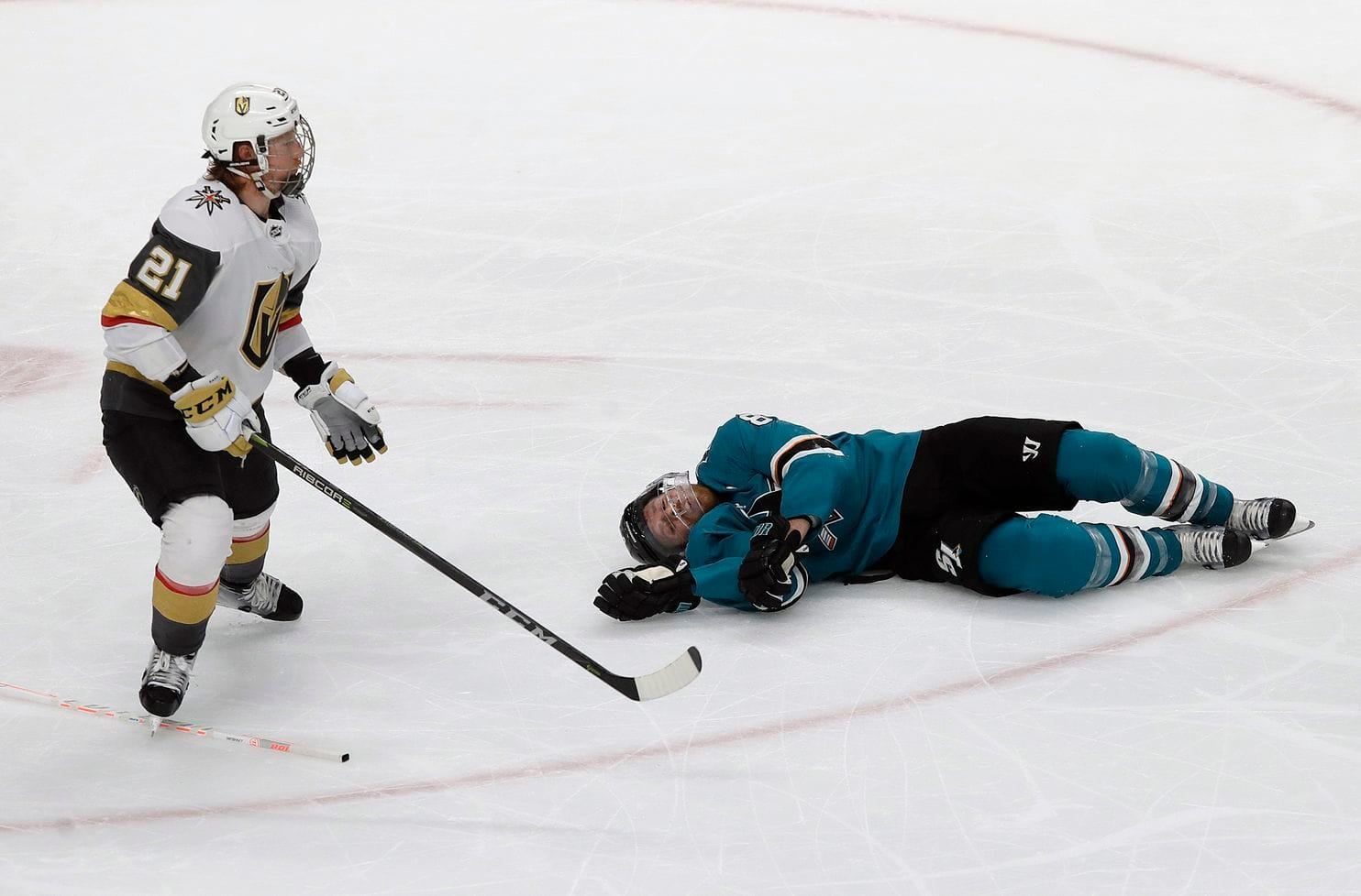 NHL Apologized For Crucial Penalty Call, Vegas Golden Knights Owner Says
