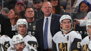 Gerard Gallant Fired As Coach Of Vegas Golden Knights