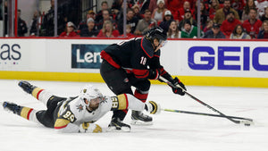 Vegas Golden Knights Pick Up Crucial 2 Points After Taking Down The Hurricanes