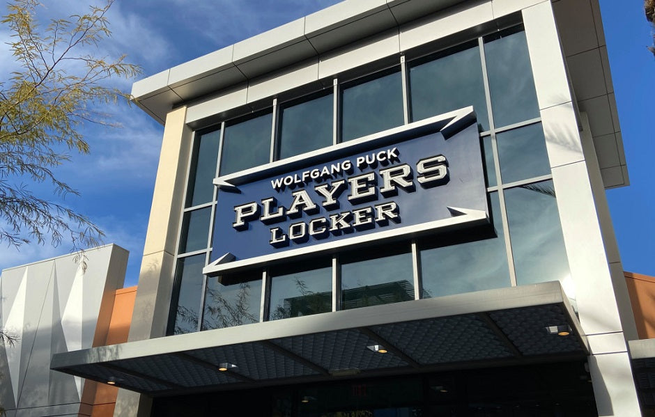 "Tuch, Karlsson, Smith, Theodore And Engelland's ""Player's Locker"" Restaurant Now Open"