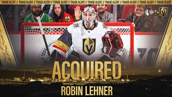 2020 NHL Trade Deadline Results In Blockbuster Moves By The Vegas Golden Knights