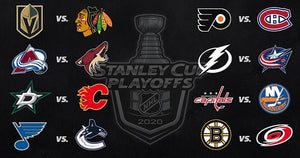Stanley Cup Playoffs First-Round Schedule
