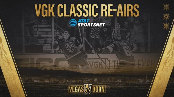AT&T Announces Updated VGK Classics Re-Air Schedule