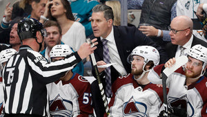 NHL Explains Controversial Overturned Goal In Sharks-Avalanche Game 7
