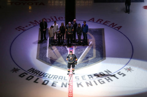 Vegas Golden Knights Inaugural Season