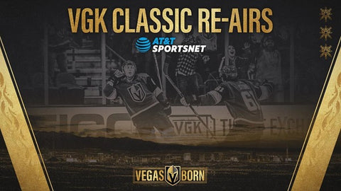 Vegas Golden Knights Classics Schedule
