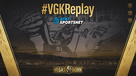 Vegas Golden Knights Replay Series