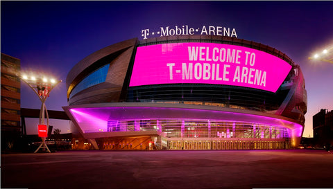 T-Mobile Arena COVID policies