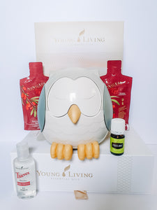 Basic Starter Kit - Owl Diffuser