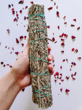 Mugwort Smudge Stick - Large