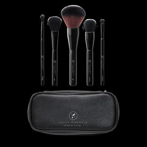 Savvy Minerals - Essential Brush Set