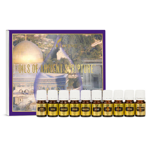 Oils of Ancient Scripture Collection