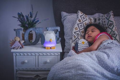Feather The Owl - Kids Ultrasonic Diffuser