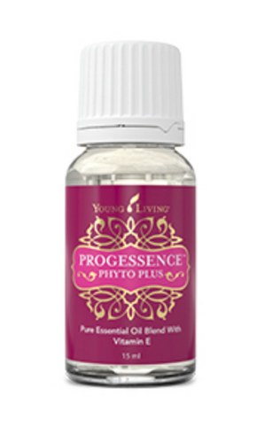Progessence Phyto Plus Essential Oil Blend - 15ml