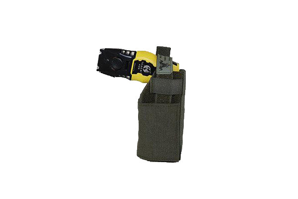 Low Profile MOLLE Taser X26 X26P Holster - Wilde Custom Gear