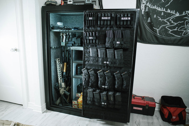 Wilde Custom Gear MOLLE Gun Safe Door Panel Organizer - Deejay's Guns
