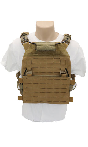 Wilde Custom Gear Plate Carrier Arbor Arms FRC RS Front