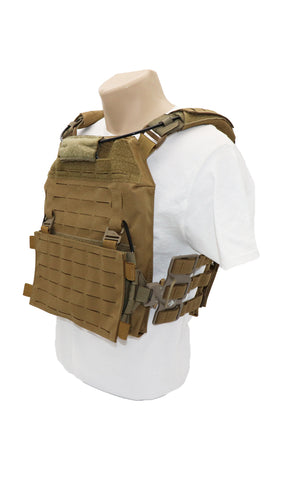 Wilde Custom Gear Plate Carrier Arbor Arms FRC RS Angle