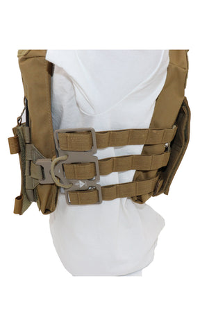 Wilde Custom Gear Plate Carrier Arbor Arms FRC RS Side