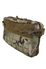 Wilde Custom Gear Goliath Large Admin Pouch Multicam Front