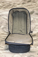 Wilde Custom Gear Custom Laptop Monitor Backpack Front Open