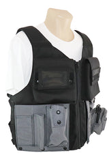 Wilde Custom Gear Custom Locksmith Vest Left Side