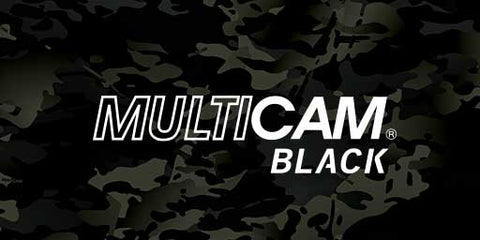 Wilde Custom Gear add Multicam Black