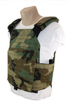 Laser Cut MOLLE Plate Carrier Cummerbund M81 Woodland Side.jpg