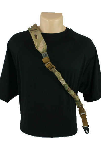 Padded Single Point RIfle Sling Multicam - Wilde Custom Gear