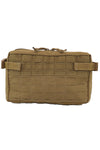 Goliath Large Admin Pouch Front Coyote Brown.jpg