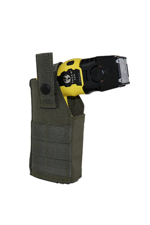 Taser X26 X26P MOLLE Holster Version 2 Rear Angle 2.jpg