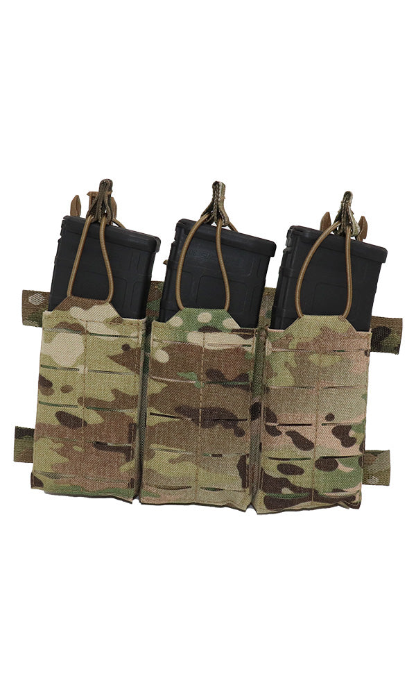 Modular AR15 30 Round Placard Side Multicam Wilde Custom Gear