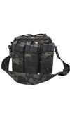 Wilde Custom Gear Active Shooter Bag Laser Cut Multicam Black Front Strap Front