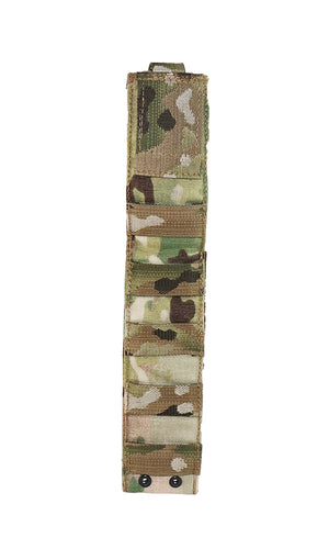 MOLLE Knife Sheath Multicam Back No Strap